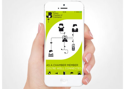 Sussex Chamber of Commerce Mobile App Development
