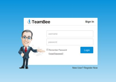 Team Bee Application Development