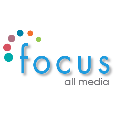 focus all media logo